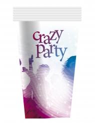 6 Crazy Party- pahvimukia 25 cl