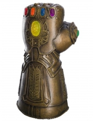 Thanos Avengers Infinity War™- luksus hanska 38 cm aikuiselle