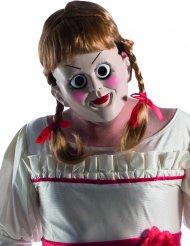 Annabellen™- naamari ja peruukki aikuiselle
