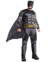 Batman Justice League™ pluskokoinen naamiaisasu aikuiselle