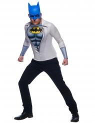 Batman™ paita ja naamari aikuiselle