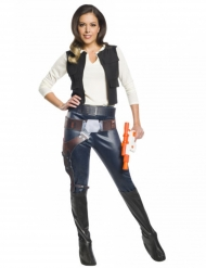 Klassinen Han Solo Star Wars™ naamiaisasu naiselle