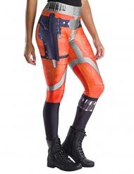 X- siipisen pilotti Star Wars™ legginsit aikuiselle
