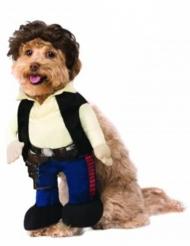 Star Wars™ Han Solo naamiaisasu koiralle