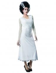 Frankensteinin Morsian™-mekko aikuiselle