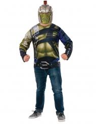 Hulk Thor Ragnarok™- paita ja naamari aikuiselle