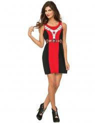 Deadpool™-hihaton mekko naiselle