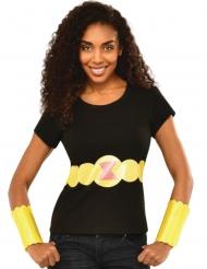 BLack Widow™ t-paita ja hanskat naiselle