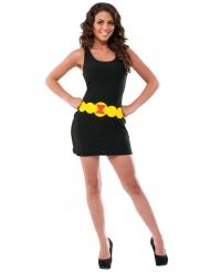 Musta Leski™-mekko naiselle