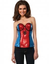 Spidergirl™-paljettikorsetti naiselle