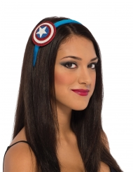 Kapteeni Amerikka™- hiuspanta naiselle