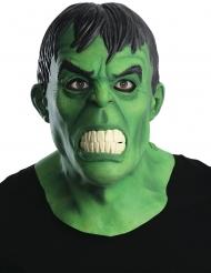 Hulk™-lateksinen naamari aikuiselle