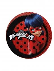 Ladybug™- pienet lautaset 19cm 8 kpl