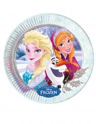 Frozen™- pahvilautaset 23 cm 8 kpl