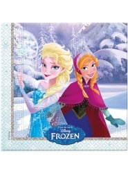 Frozen™- servetit 33 x 33 cm 20 kpl