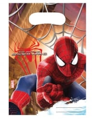 The Amazing Spiderman™- lahjapussit 6 kpl 17 x 23 cm