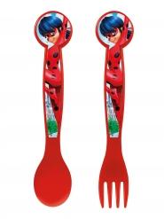 Ladybug™- lusikka ja haarukka 16 cm