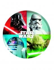 Melamiininen Star Wars™ lautanen 21 cm