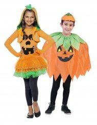 Kurpitsa- pariasu lapsille halloween