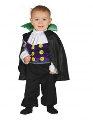 Pienen vampyyrikreivin naamiaisasu vauvalle halloween