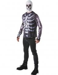 Skull Trooper Fortnite™- paita ja kommandopipo