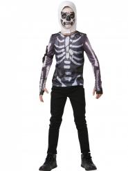 Skull Trooper Fortnite™- paita ja pipo nuorelle