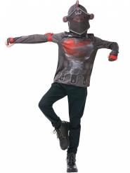 Black Knight Fortnite™- paita ja päähine nuorelle