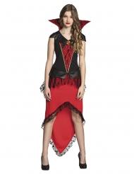 Kreivittären punainen vampyyriasu nuorelle