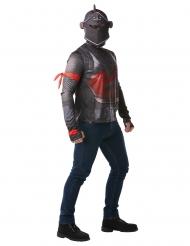 Black Knight Fortnite™- paita ja kypärä aikuiselle