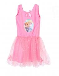 Vaaleanpunainen Frozen™- mekko tytölle