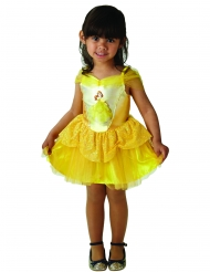 Balleriina prinsessa Belle™-naamiaisasu tytölle