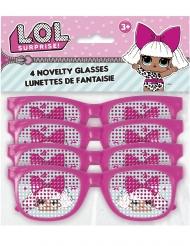 LOL Suprise™- pinkit aurinkolasit 4 kpl