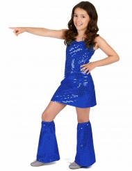 Sininen Discoasu tytölle