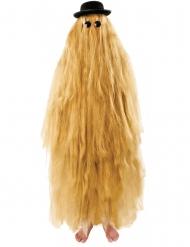 Pitkät hiukset- naamiaisasu aikuiselle