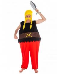 Amaryllix Asterix ja Obelix™- naamiaisasu aikuiselle