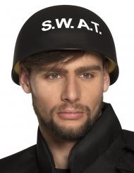 Musta S.W.A.T kypärä aikuiselle