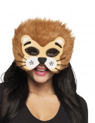 Leijona- puolinaamari aikuiselle