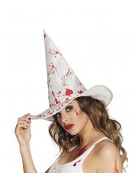 Noidan verinen hattu aikuiselle