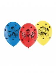 Lateksiset Ryhmä Hau™-ilmapallot 20 cm 6 kpl