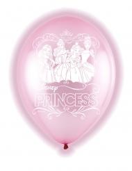 Disney Prinsessat™- lateksiset LED- ilmapallot 5 kpl 28 cm