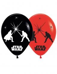 5 Lateksista Star Wars™ LED ilmapalloa 28 cm
