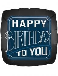 Happy Birthday to you- ilmapallo 43 x 43 cm