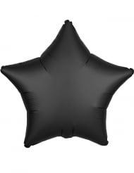 Musta tähti-ilmapallo  43 cm
