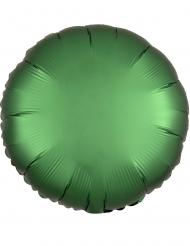 Vihreä pyöreä ilmapallo 43 cm