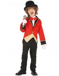 Sirkustirehtööriasu lapselle