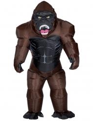 Ilmatäytteinen gorillapuku aikuiselle