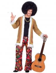Woodstock-hipin naamiaisasu miehelle