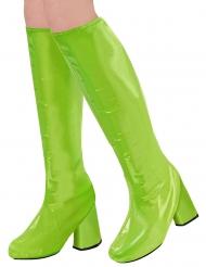 Vihreät 60-luvun kengänpäälliset