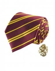 Harry Potter™- Rohkelikon kravatti ja pinssi