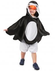Pingviinin naamiaisasu lapselle